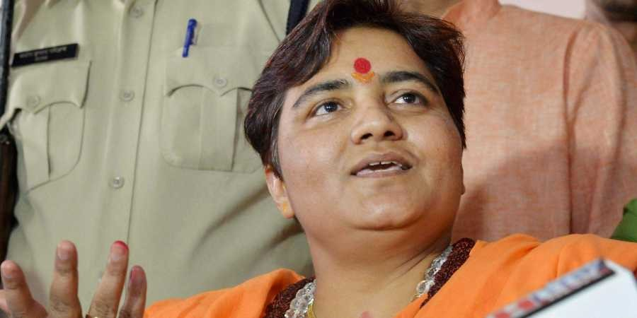 Sadhvi Pragya Thakur apologises for calling Godse a 'patriot'