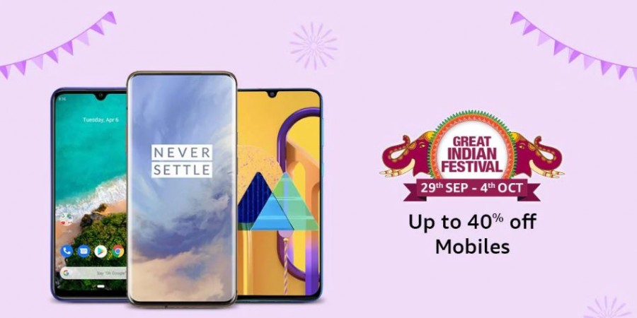Amazon Great Indian Festival 2019 Sale Kicks Off for Prime Members