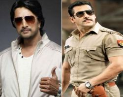Wonderful Working With Salman Khan On Dabangg 3 Says Kiccha Sudeep