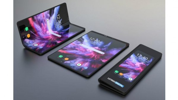 Samsung Galaxy Fold may offer a smaller battery than Galaxy A70