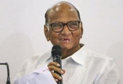 Not difficult to work with Sena compared to BJP: NCP Chief Pawar