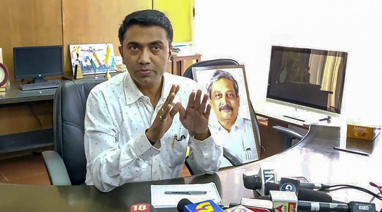 Fake Twitter, FB accounts pop up after Pramod Sawant takes over as Goa CM