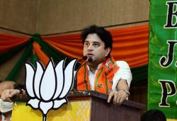 Congress ran government like business: Jyotiraditya Scindia