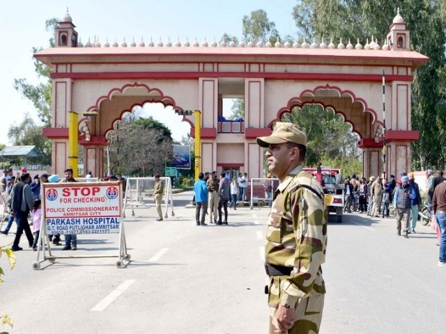 Two railways stations in Pathankot placed on high alert after intel inputs terror attack by Pak ISI