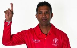 Dharmasena only World Cup champ to take field in 2019 World Cup final