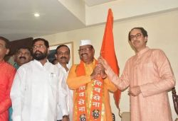 Shiv Sena leader Abdul Sattar resign as minister of state for not being made Cabinet Minister