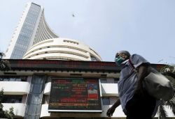 Sensex gains over 850 points, Nifty reclaims 8,500