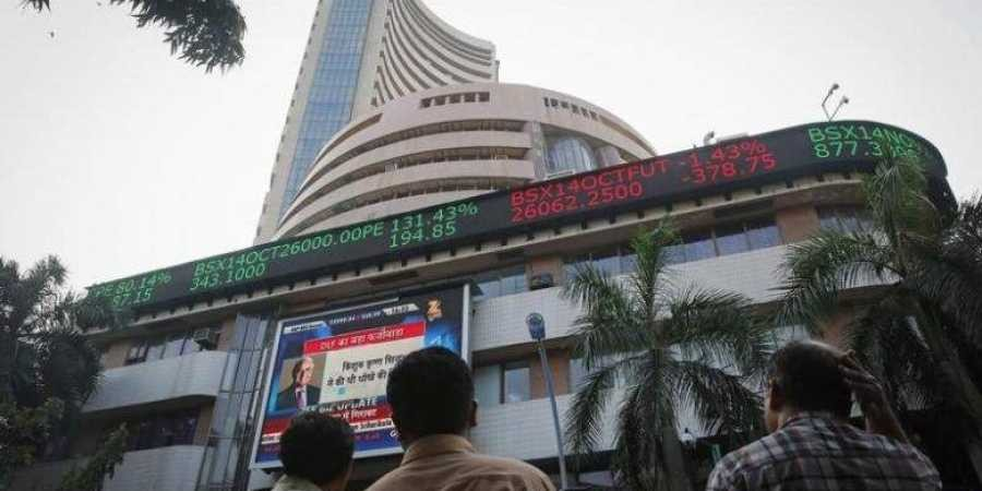 Sensex falls over 200 points to 39,318.68 amid NBFC sector concerns
