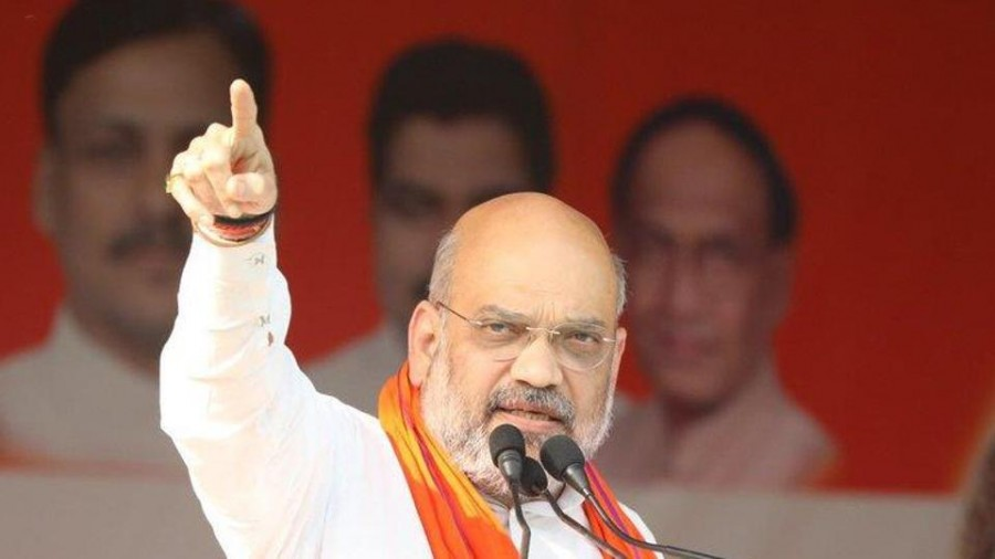 Will Lord Ram's name be taken in Pak, if not in India: Amit Shah attacks Bengal CM Mamata Banerjee