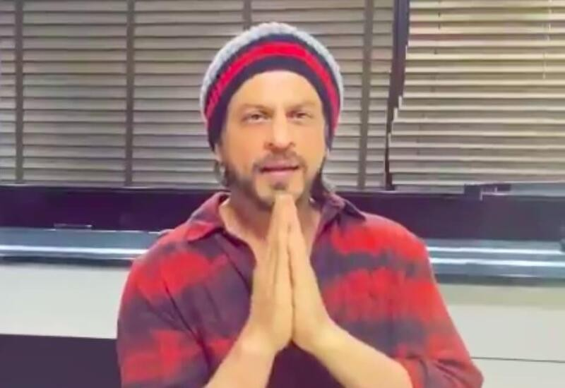 Please do not panic and be careful about misinformation: Shah Rukh on COVID-19