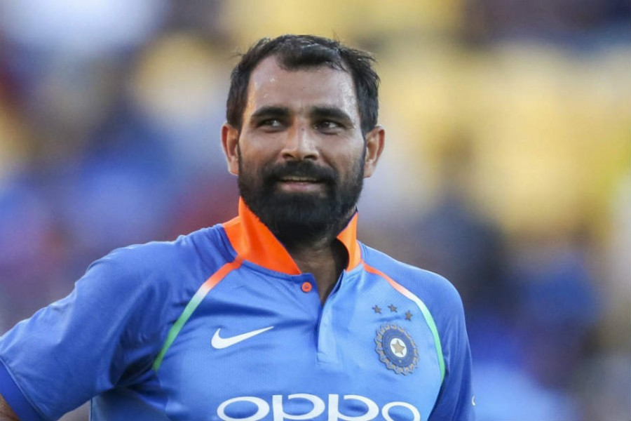 Before World Cup, chargesheet filed against Mohammed Shami in dowry, sexual harassment case