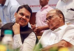 Sharad Pawar was willing to join hands with BJP: Devendra Fadnavis