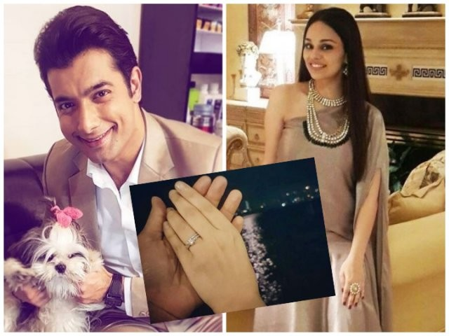 Sharad Malhotra to tie the knot in April