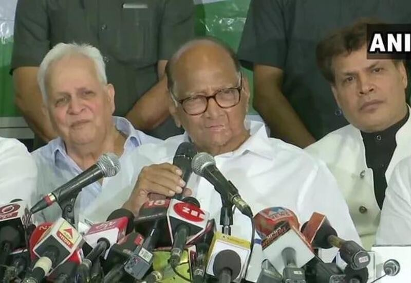 BJP & Sena must form govt to avoid President's rule: Sharad Pawar