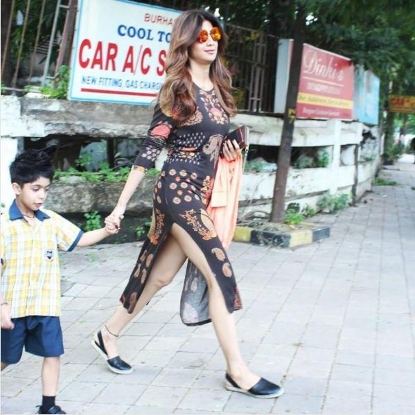 बिना पैंट के सड़क पर निकल गई Shilpa Shetty, लोगों ने जमकर उड़ाया था मजाक