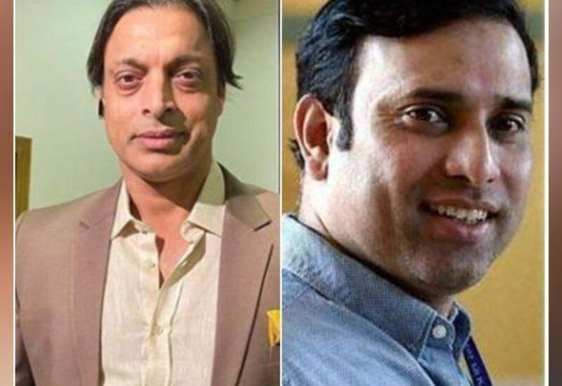 Shoaib Akhtar was always up for the fight: Laxman
