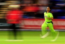 Shoaib Akhtar bowled the fastest ball in cricket history at 2003 World Cup