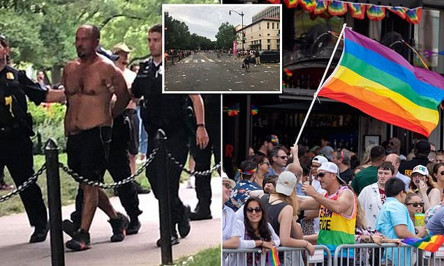 Indian-American held for brandishing gun, setting off panic at gay pride parade in US