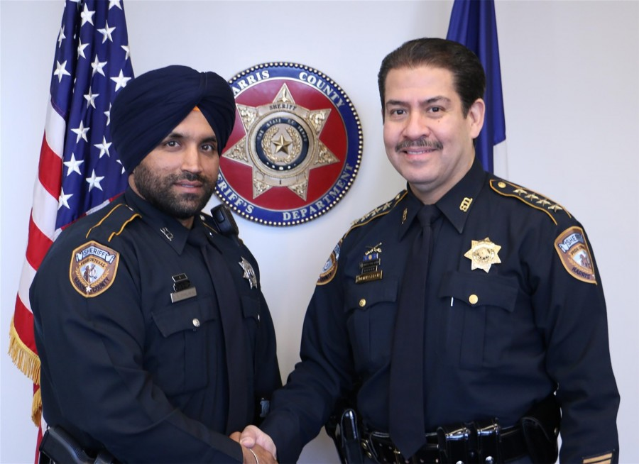 A Sikh deputy officer died after getting incurably shot by a driver in Texas