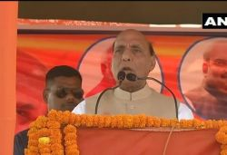 We'll implement NRC in all states of country: Rajnath in Jharkhand