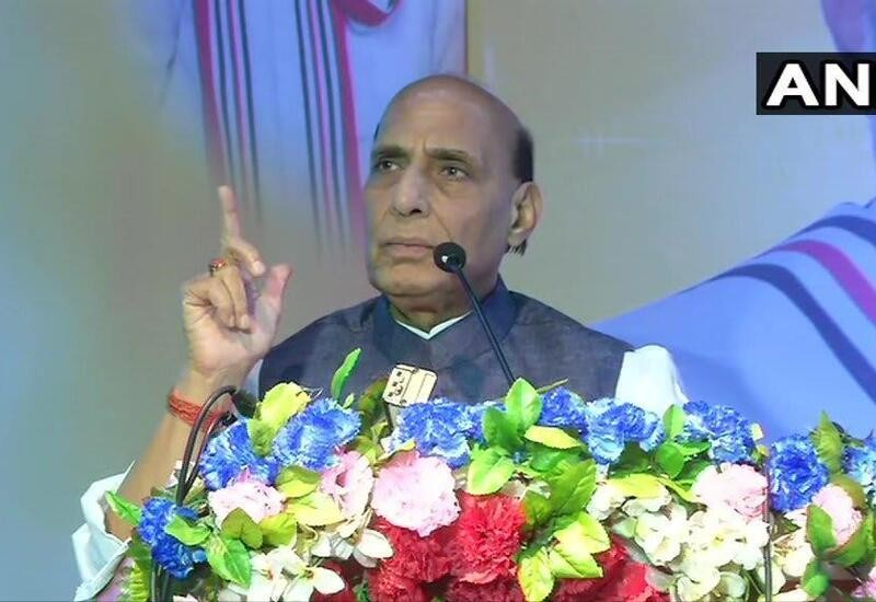 Article 370 was a 'nasoor' that bloodied Kashmir: Rajnath Singh