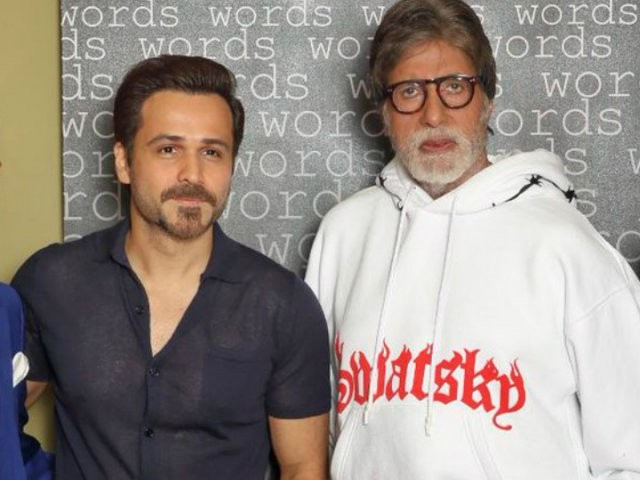 Big B and Emraan Hashmi to Co-Star Together for the First Time
