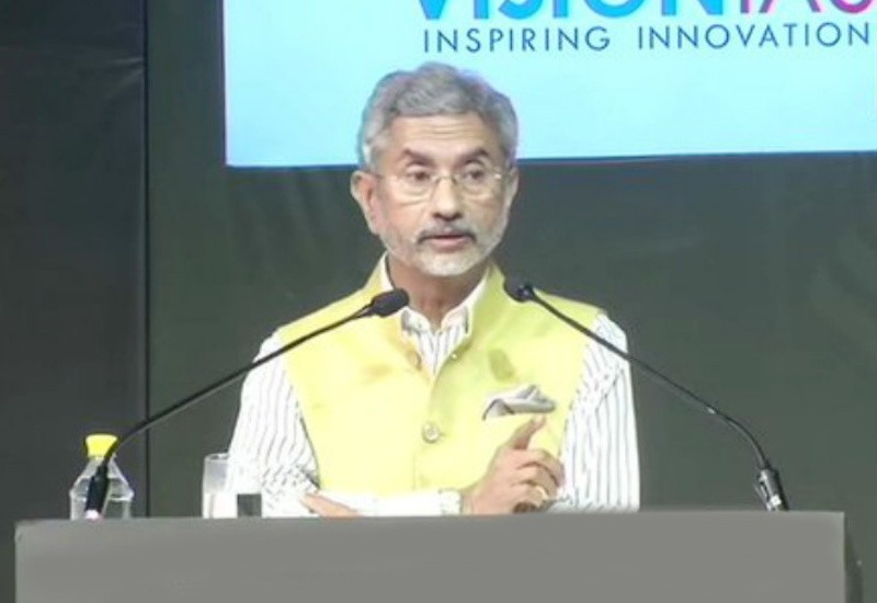 Pakistan made terrorism an industry, it is necessary to answer it: Foreign Minister Jaishankar