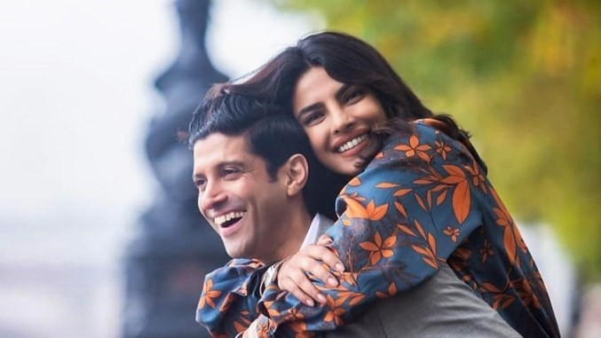 I learnt A lot During The Sky Is Pink Says Farhan Akhtar
