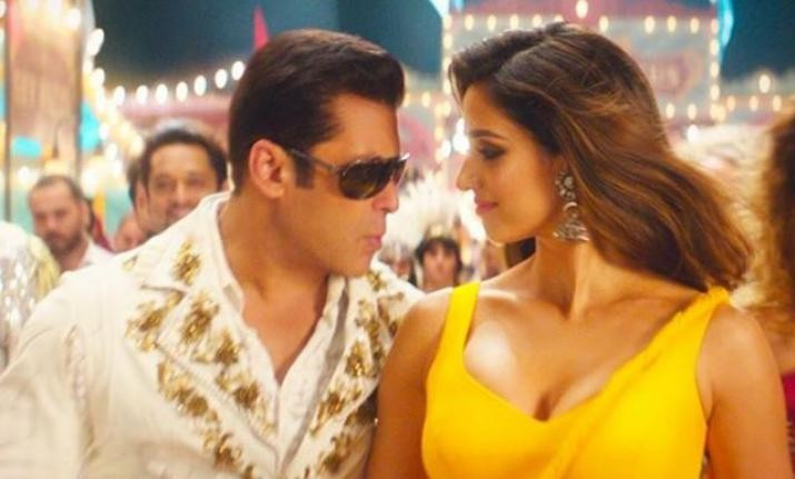Bharat Song Slow Motion Out: Salman Khan and Disha Patani set the screen on fire but in slo-mo