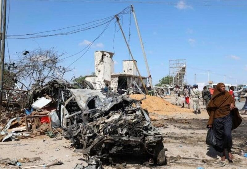 Over 90 killed, many injured in Somalia car bomb blast
