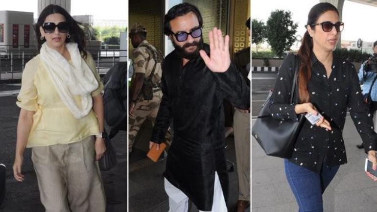 Blackbuck poaching case: Rajasthan High Court issues notice to Saif Ali Khan, Sonali Bendre, Tabu