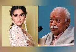 Foolish statements: Sonam on RSS chief's 'divorce in educated families' remark