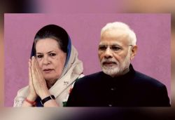 Govt profiteering off its people: Sonia Gandhi writes to PM on fuel price hike