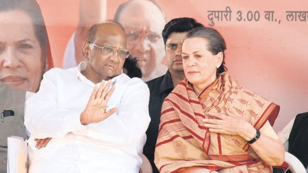 Sharad Pawar will meet Sonia Gandhi today, Common Minimum Program will be fixed to form Government