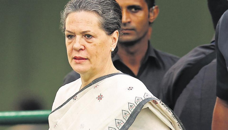 Congress meet held today at Sonia Gandhi's residence; NRC, Maharashtra top agenda