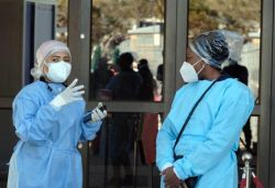 S Africa 1st African nation to report over 2L COVID-19 cases: Govt