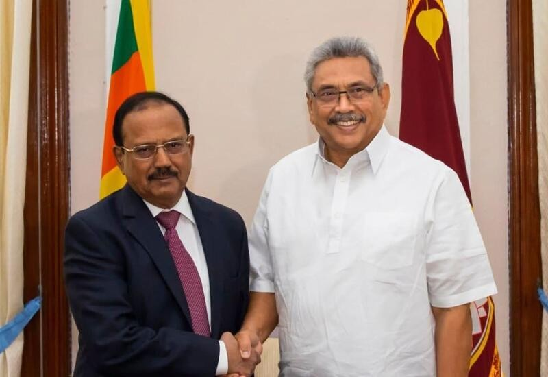 India pledges $50 mn assistance to Lanka during NSA's visit