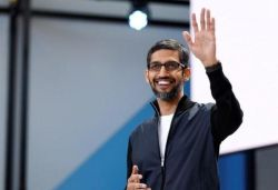 Alphabet becomes 2nd company with India-born CEO to hit $1 trillion value