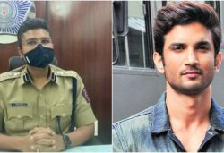 Police take CCTV footage of Sushant Singh Rajput's building in custody