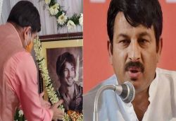 Sushant's suicide should be probed by CBI: BJP MP Manoj Tiwari