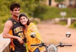 I need to laugh at your bad jokes: Sanjana on Sushant