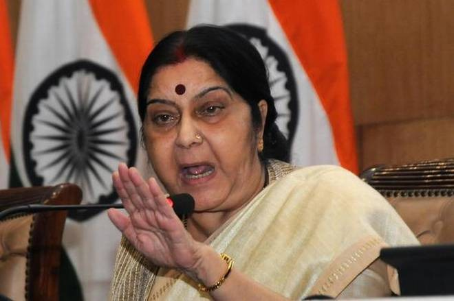 Sushma Swaraj Tweets Request On Indian Woman Killed In Ethiopia Crash