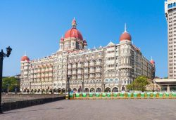 Mumbai Police registers FIR over threat call to 'blow up' Taj hotels