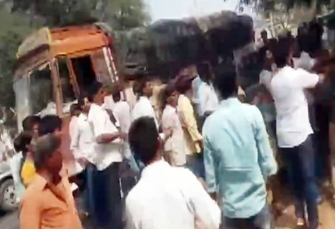 Andhra Pradesh: 2 killed after TDP and YSR Congress workers clash during phase 1 polling