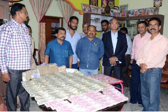 93 Lakhs Cash, Jewellery Found At Home Of Telangana Officer Who Won Award