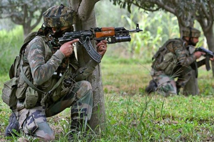 Jammu and Kashmir: One terrorist killed in encounter with security forces in Shopian