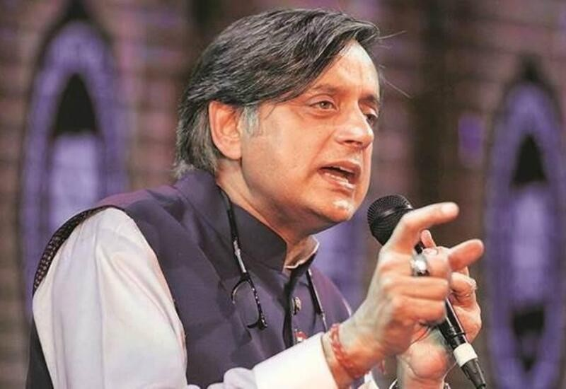 Killing in name of Lord Ram an insult of Hindu religion: Tharoor