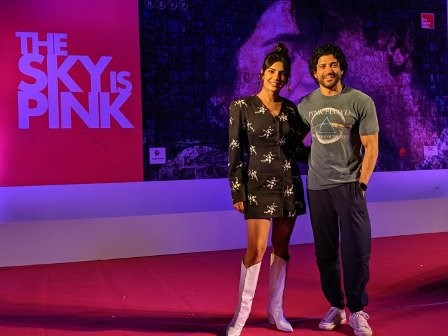 The Sky Is Pink Teaches Us To Live A Joyous Life Says Priyanka Chopra