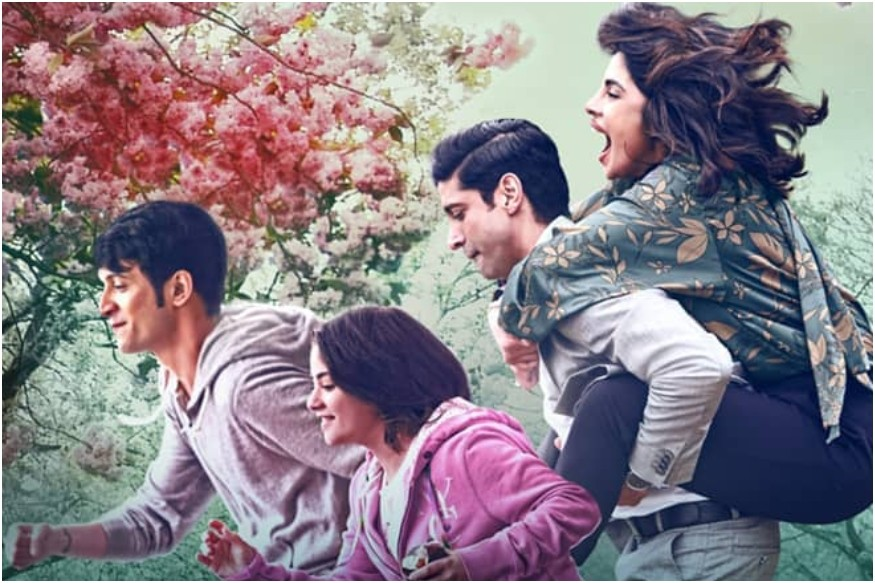 Priyanka Chopra, Farhan Akhtar's The Sky is Pink Trailer Launched Today
