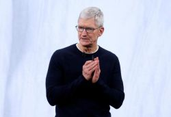 Global corporate tax system should be overhauled: Apple CEO Cook